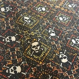 LuLaRoe retired Halloween edition leggings